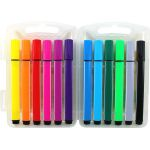 KS Marker Pen Set - 12 Colours