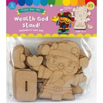 Wealth God Stand Pack of 5 - Packaging Front