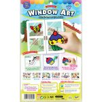 Window Art Kit - Packaging Back