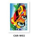 Creative Sand Art - Race Cars - CAR-W02