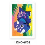 Creative Sand Art - Dino World - DNO-W01