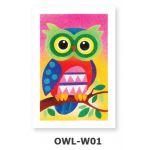 Creative Sand Art - Barn Owls - OWL-W01