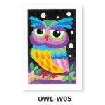 Creative Sand Art - Barn Owls - OWL-W05
