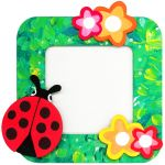 DIY 3D Photo Frame Kit - Ladybird