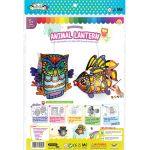 Animal Lantern With LED Light Kit - Packaging Front