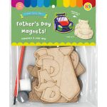 Father's Day Magnet Pack of 5 - Packaging Front