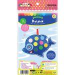 Felt Seaworld Plushie Kit - Dolphin - Packaging Front