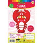 Felt Seaworld Plushie Kit - Lobster