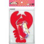 Felt Seaworld Plushie Kit - Lobster - Packaging Back