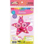 Felt Seaworld Plushie Kit - Starfish - Packaging Front