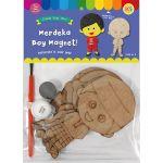 Merdeka Boy Magnet Pack of 5 - Packaging Front