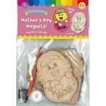 Mother's Day Magnet Pack of 5 - Packaging Front