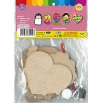 Mother's Day Magnet Pack of 5 - Packaging Back