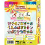 Suncatcher 4-in-1 Keychain Box Kit - Packaging Back