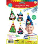 Felt Christmas 3D Hat Kit