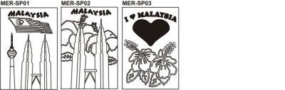 Merdeka / National Day - Large