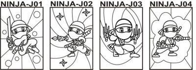 Sand Art Ninja - Medium