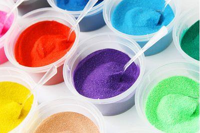 Sand Art Coloured Sand