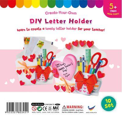 Teacher's Day Letter Holder - Pack of 10