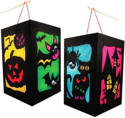 DIY Halloween Lantern Pack of 10