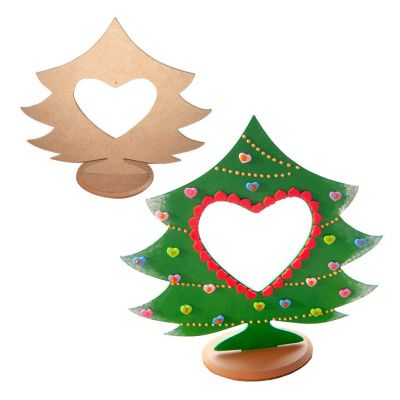 Christmas Tree Photo Frame