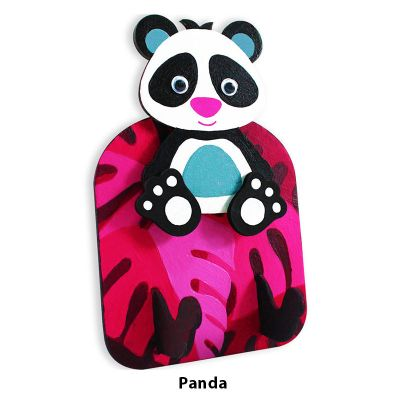 3D Zoo Animal Key Hanger - Panda