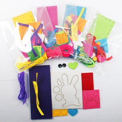 Felt Cutie Bookmark Pack of 5 - Content