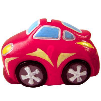 Small Ceramic Coin Bank - Car