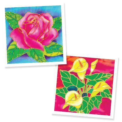 Batik Painting 2-in-1 Box Kit - Set 11