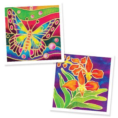 Batik Painting 2-in-1 Box Kit - Set 9