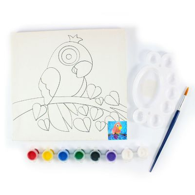 Canvas Wall Art - Kit - Content
