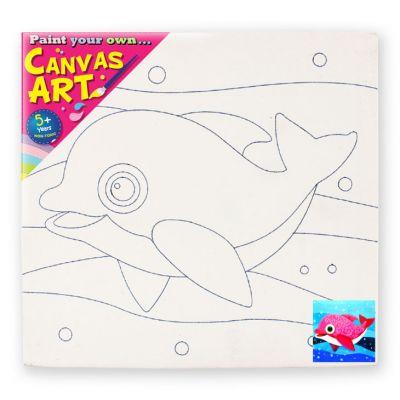 Canvas Wall Art - Kit / Loose