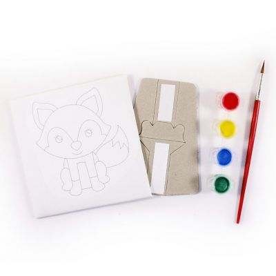 Canvas Art Small - Kit Content