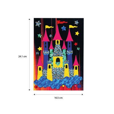 Foil Art Card - Size