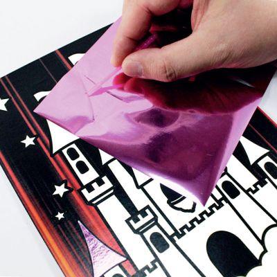 Foil Art - Process