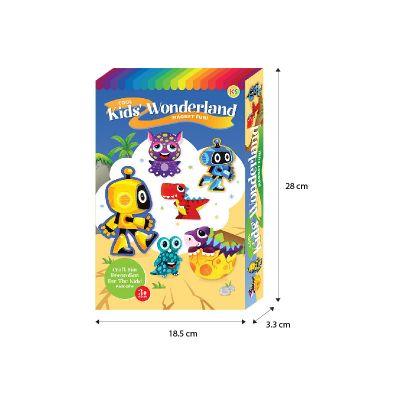 Cool Kids' Wonderland Magnet Fun Box Kit - Size