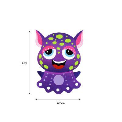 Cool Kids' Wonderland Magnet Fun - Size