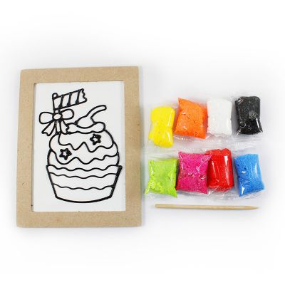 Foam Clay Deco Kit - Content