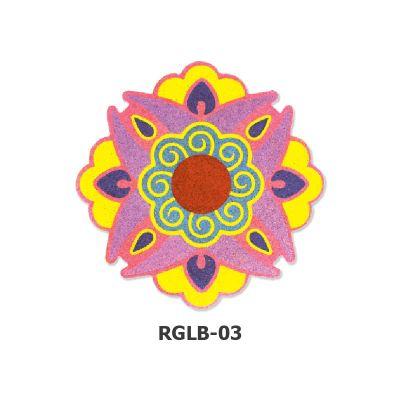 Sand Art Rangoli Board