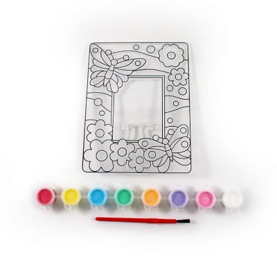 Suncatcher Photo Frame Box Kit - Content