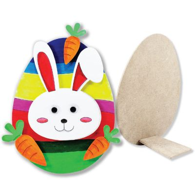 3D Bunny Deco Board Stand Pack of 10