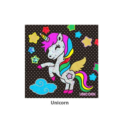 Foil Art - Unicorn