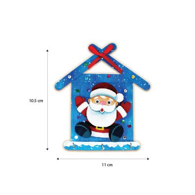 Christmas Key Hanger - Size