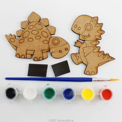 Dinosaur Magnet Kit Pack of 2
