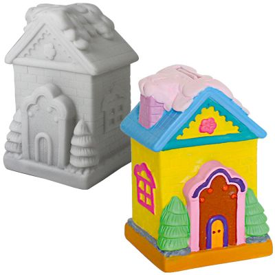 Silicone Coin Bank Painting Series A - Loose