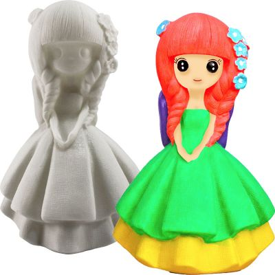 Silicone Coin Bank Painting Series D - Loose