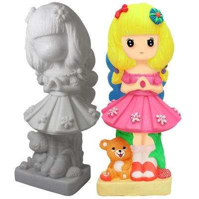 Silicone Coin Bank Painting Series F - Loose
