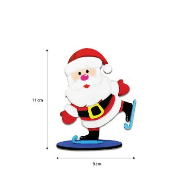 Christmas Stand Deco - Size