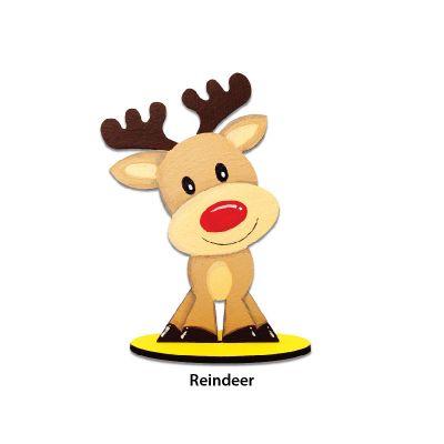 Christmas Stand Deco - Reindeer