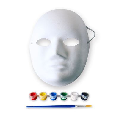 Mask Painting Kit - Contents